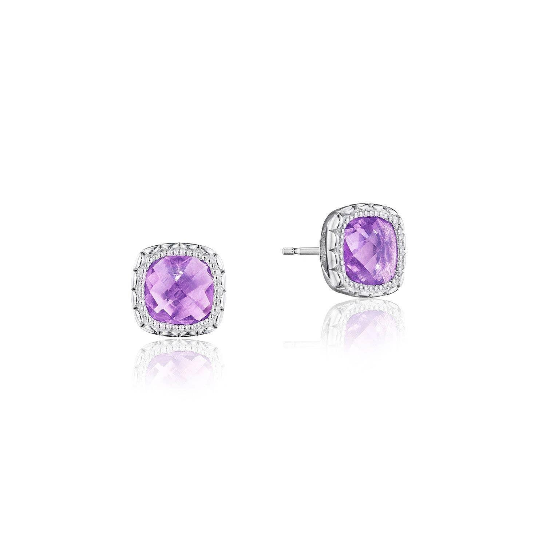 34x16mm Bezel Set Aqua Quartz Cushion Earrings  Faceted Gemstone Earrings  Handmade Earrings  Gift Idea  Bridal Wedding  Quartz Earring