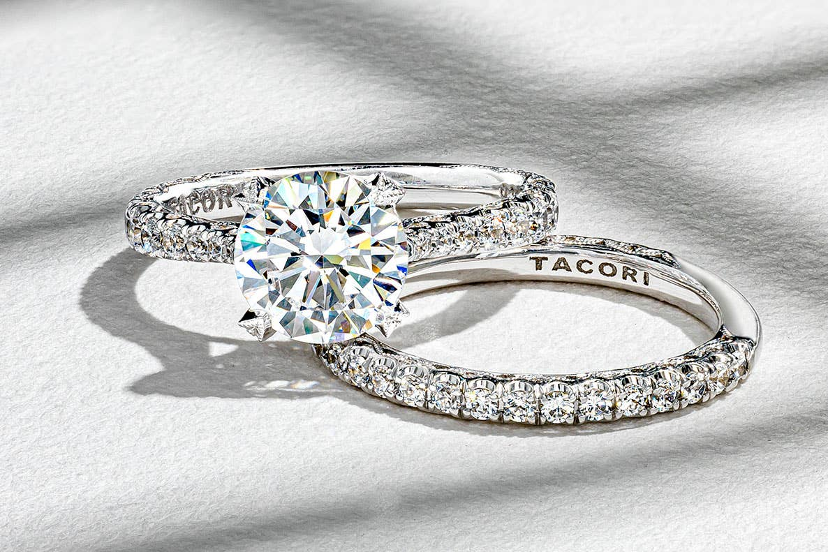 Tacori Engagement Rings Diamond Wedding Rings Fine Jewelry