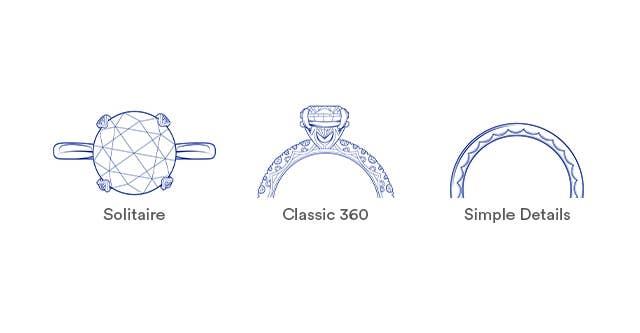 Simply Tacori details