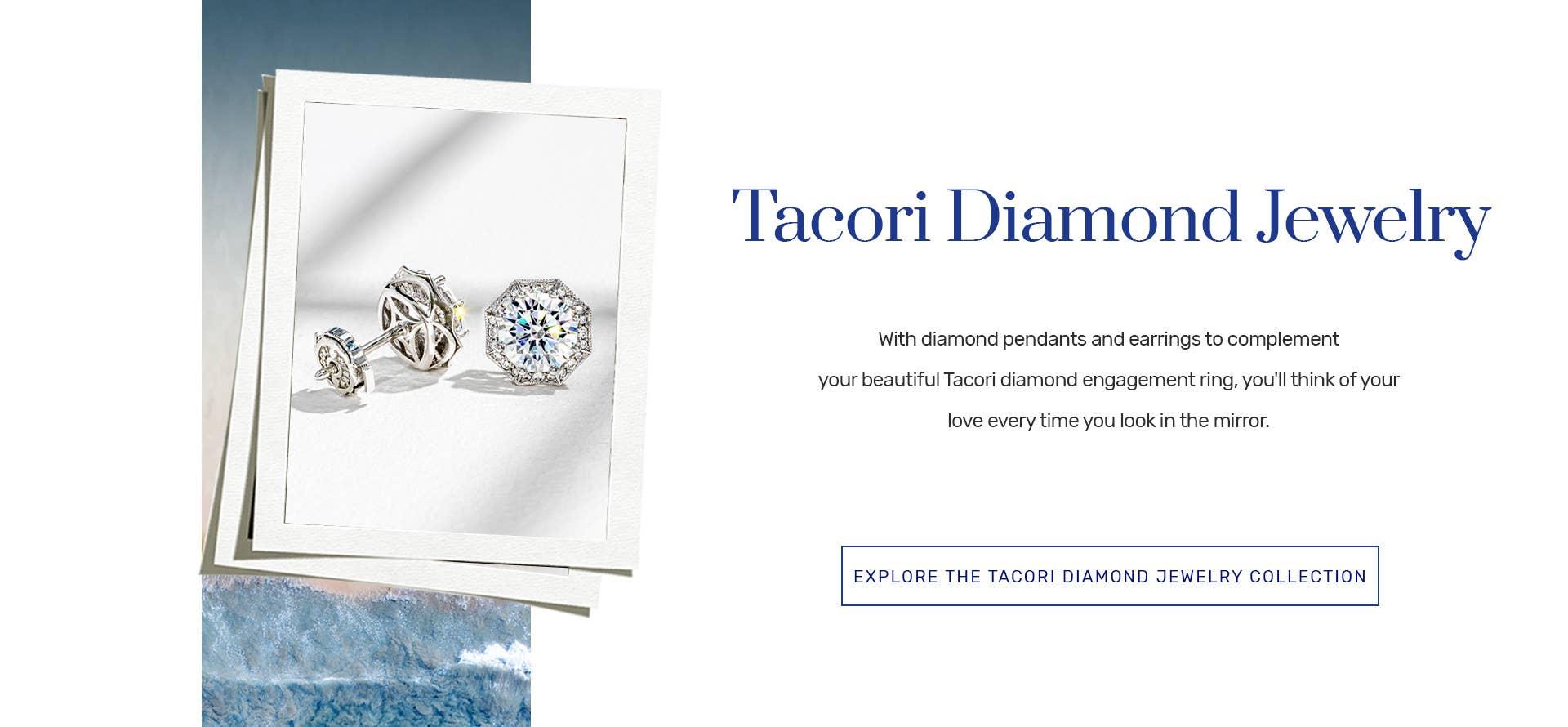 Tacori Diamond Jewelry
