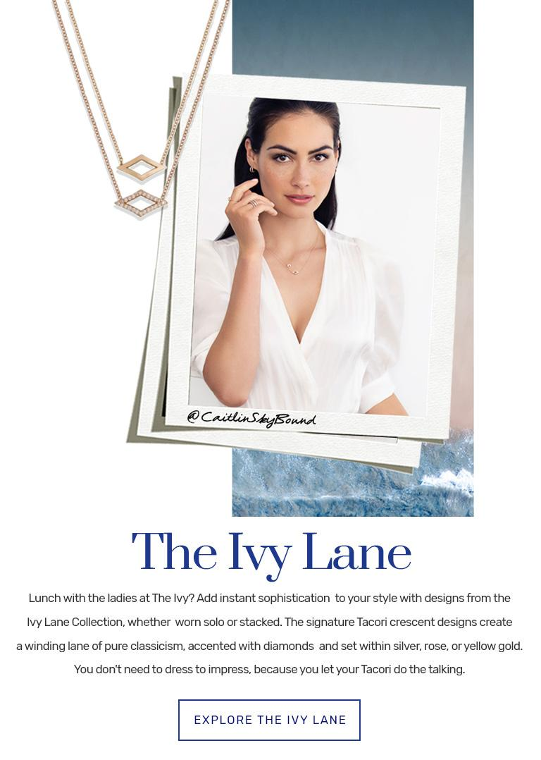 The Ivy Lane