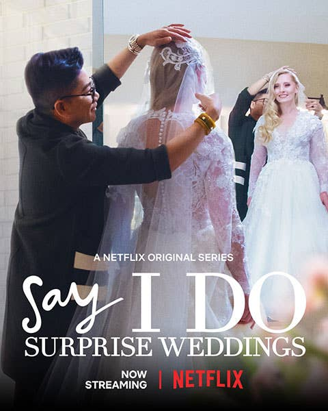 Say I Do on Netflix